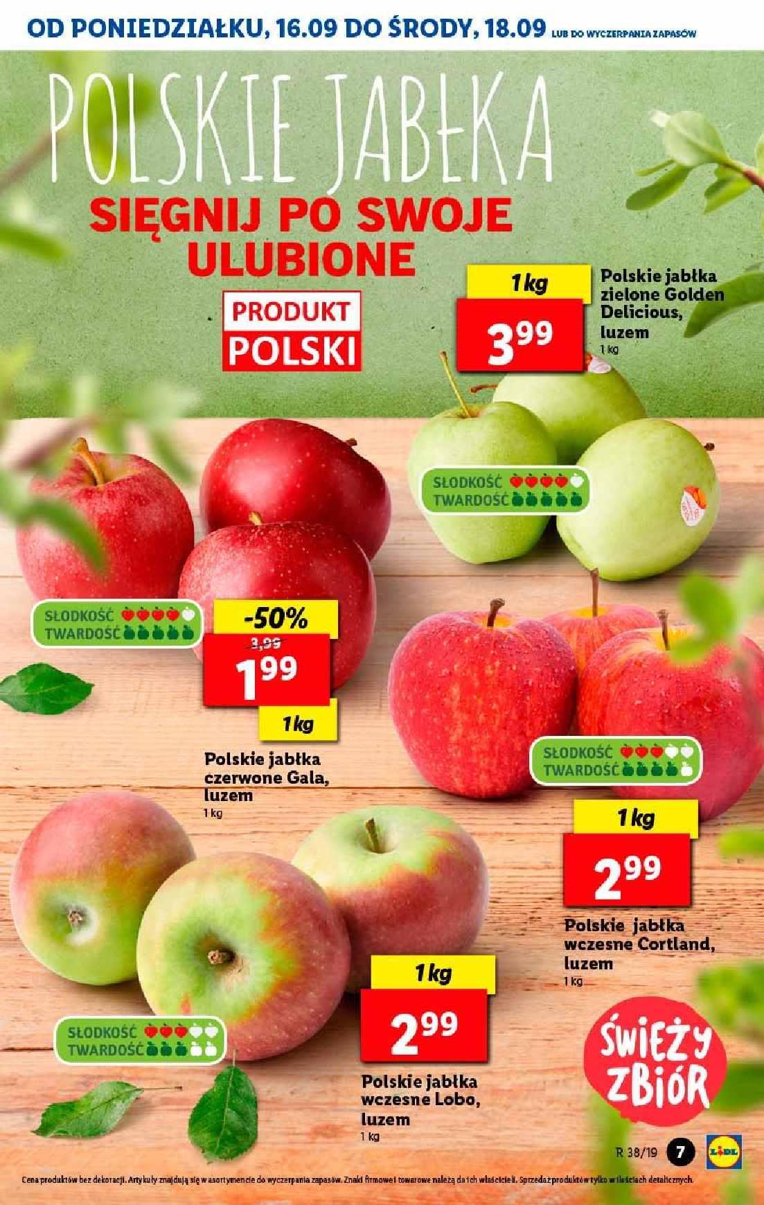 Gazetka promocyjna Lidl do 18/09/2019 str.6