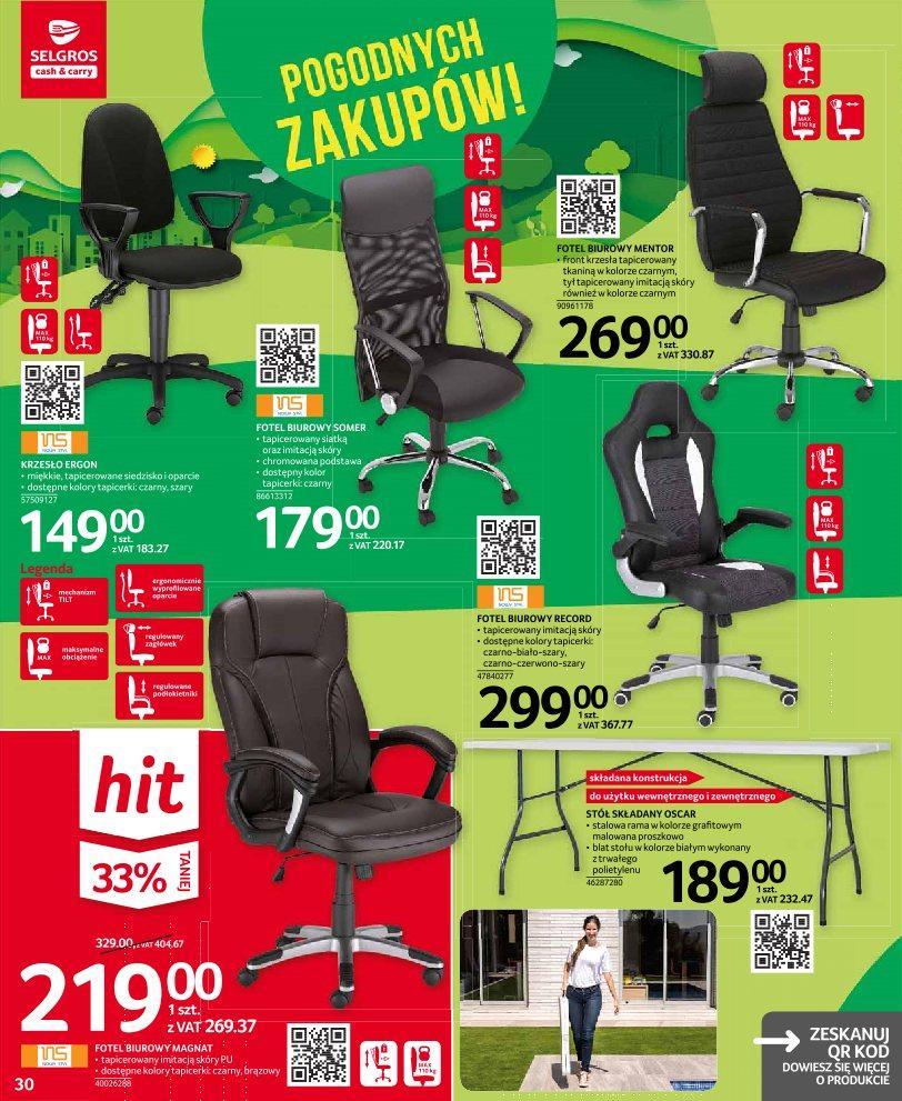 Gazetka promocyjna Selgros do 03/07/2019 str.29