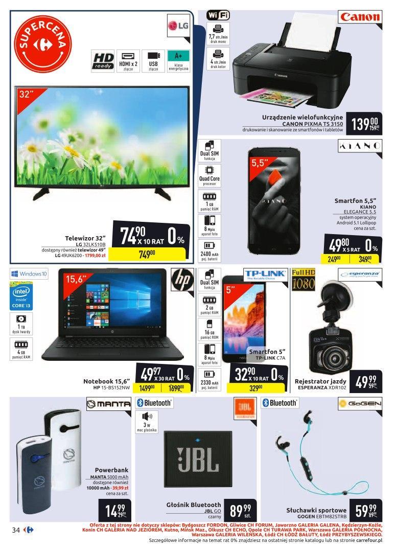 Gazetka promocyjna Carrefour do 08/06/2019 str.33