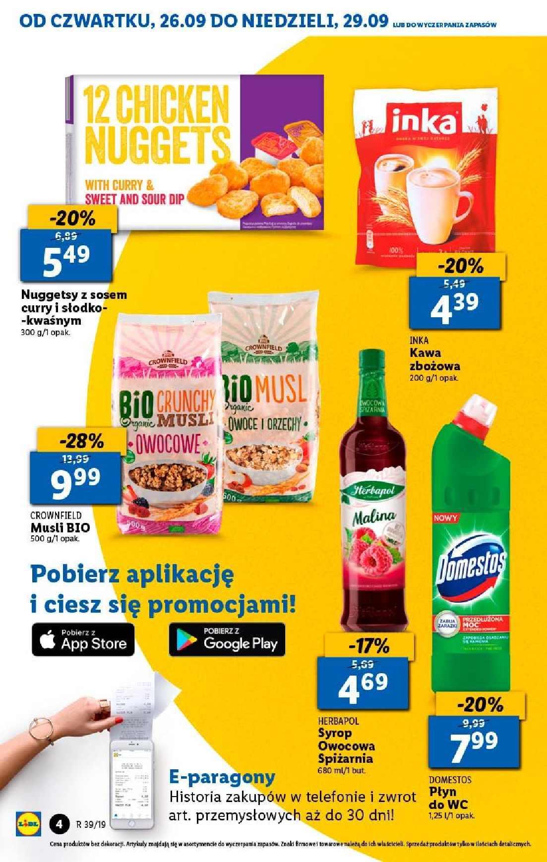 Gazetka promocyjna Lidl do 29/09/2019 str.3