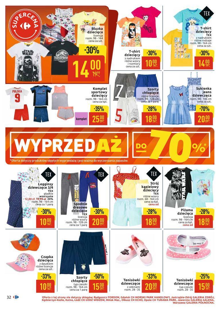 Gazetka promocyjna Carrefour do 06/07/2019 str.32