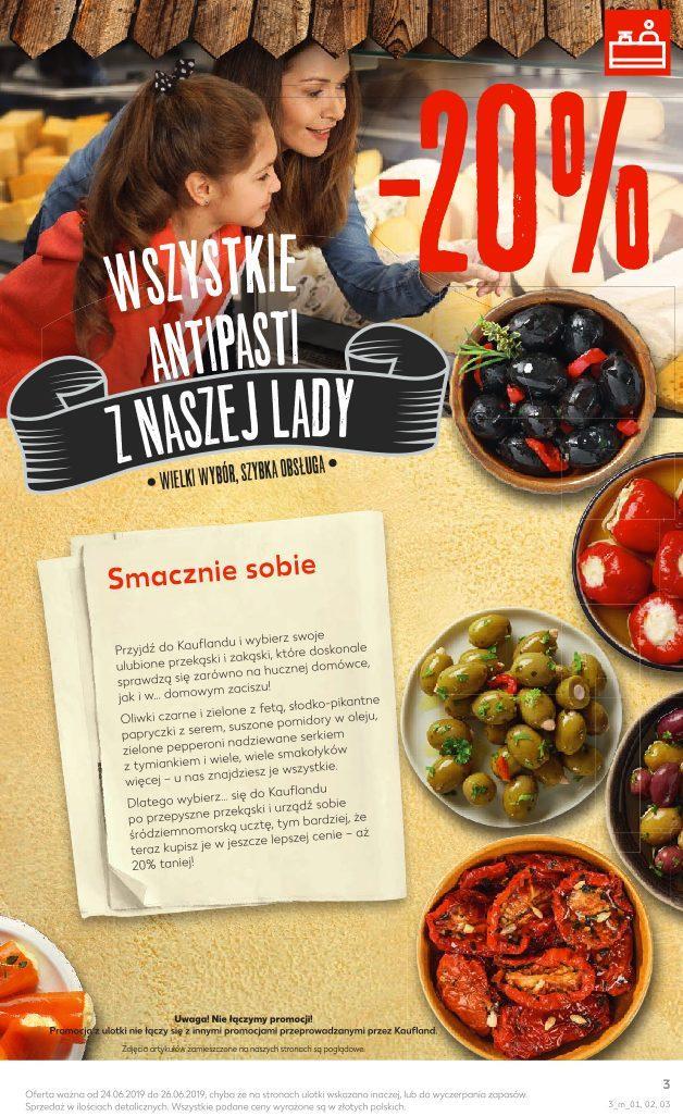 Gazetka promocyjna Kaufland do 26/06/2019 str.2