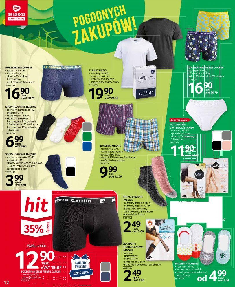 Gazetka promocyjna Selgros do 03/07/2019 str.11