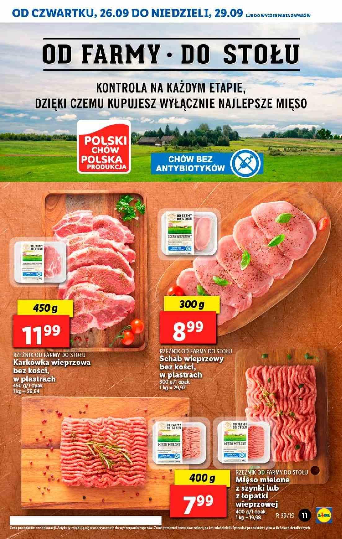 Gazetka promocyjna Lidl do 29/09/2019 str.10
