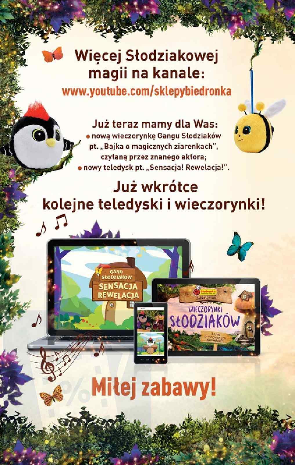 Gazetka promocyjna Biedronka do 31/08/2019 str.67