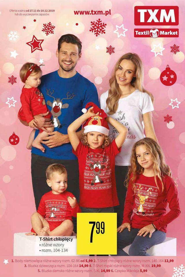 Gazetka promocyjna Textil Market do 10/12/2019 str.1