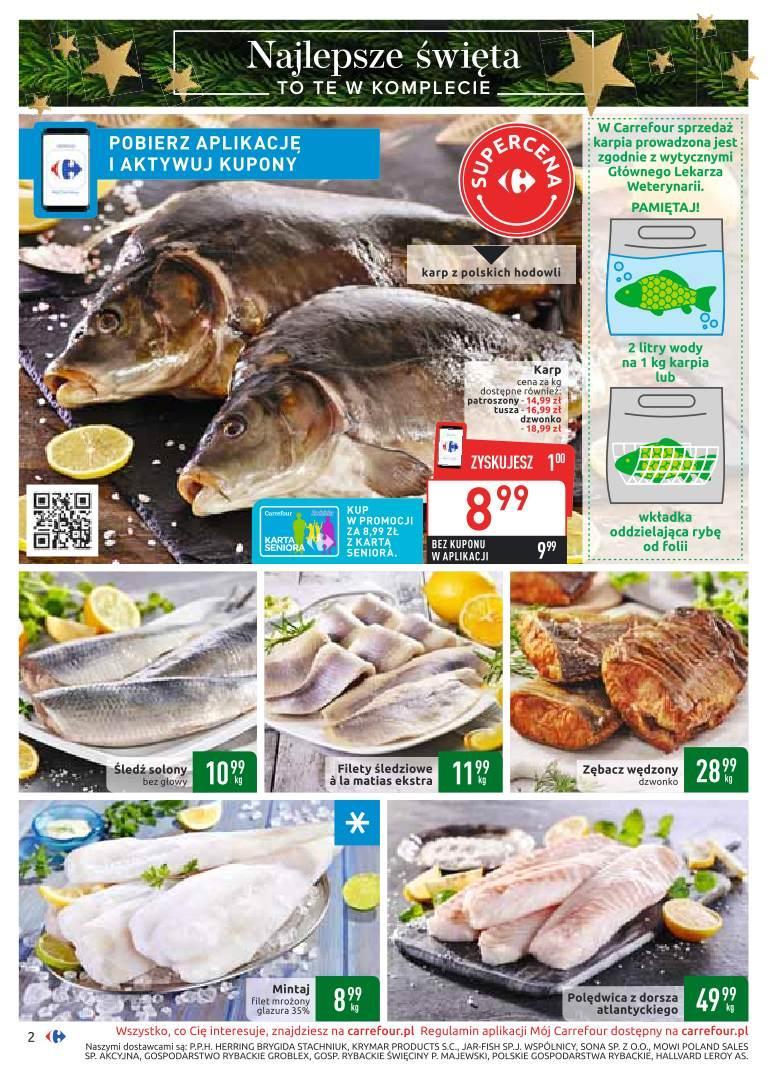 Gazetka promocyjna Carrefour do 24/12/2019 str.2