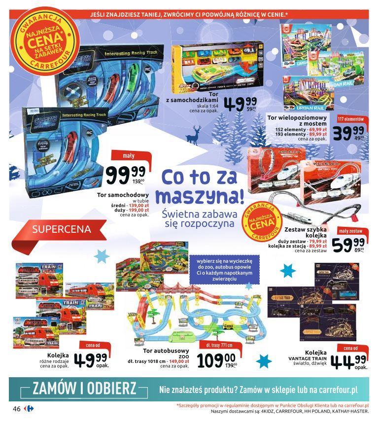 Gazetka promocyjna Carrefour do 24/12/2019 str.46