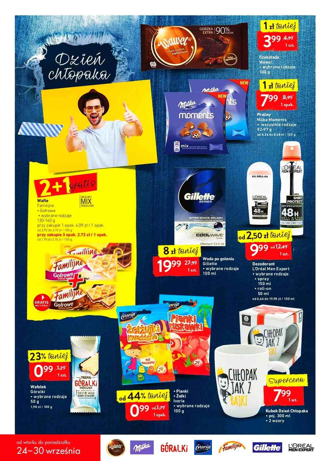 Gazetka promocyjna Intermarche do 30/09/2019 str.21