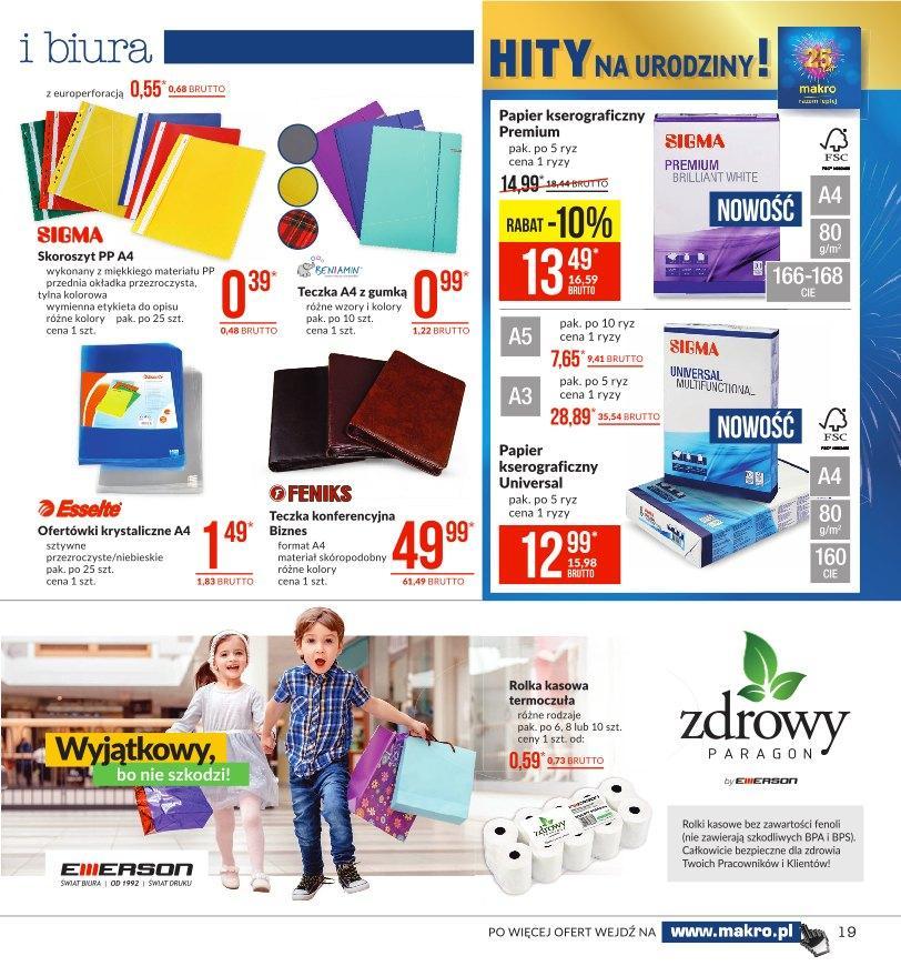 Gazetka promocyjna MAKRO do 01/07/2019 str.18