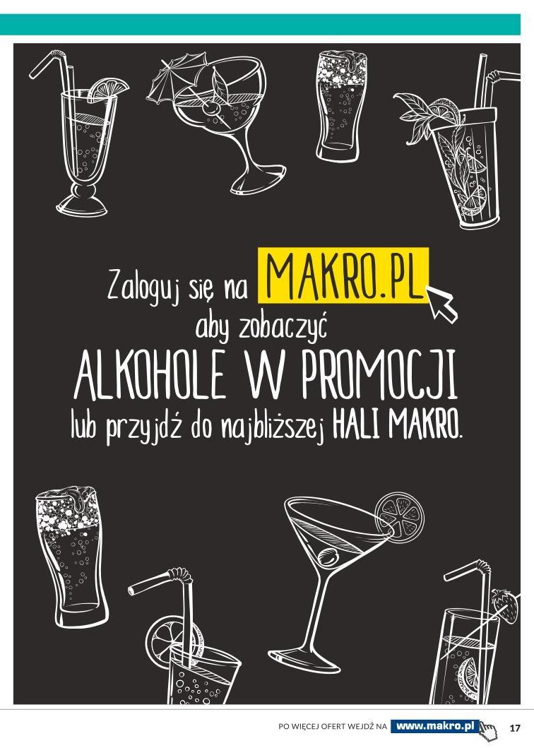 Gazetka promocyjna MAKRO do 25/05/2020 str.17