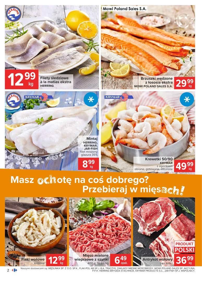 Gazetka promocyjna Carrefour do 18/01/2021 str.2