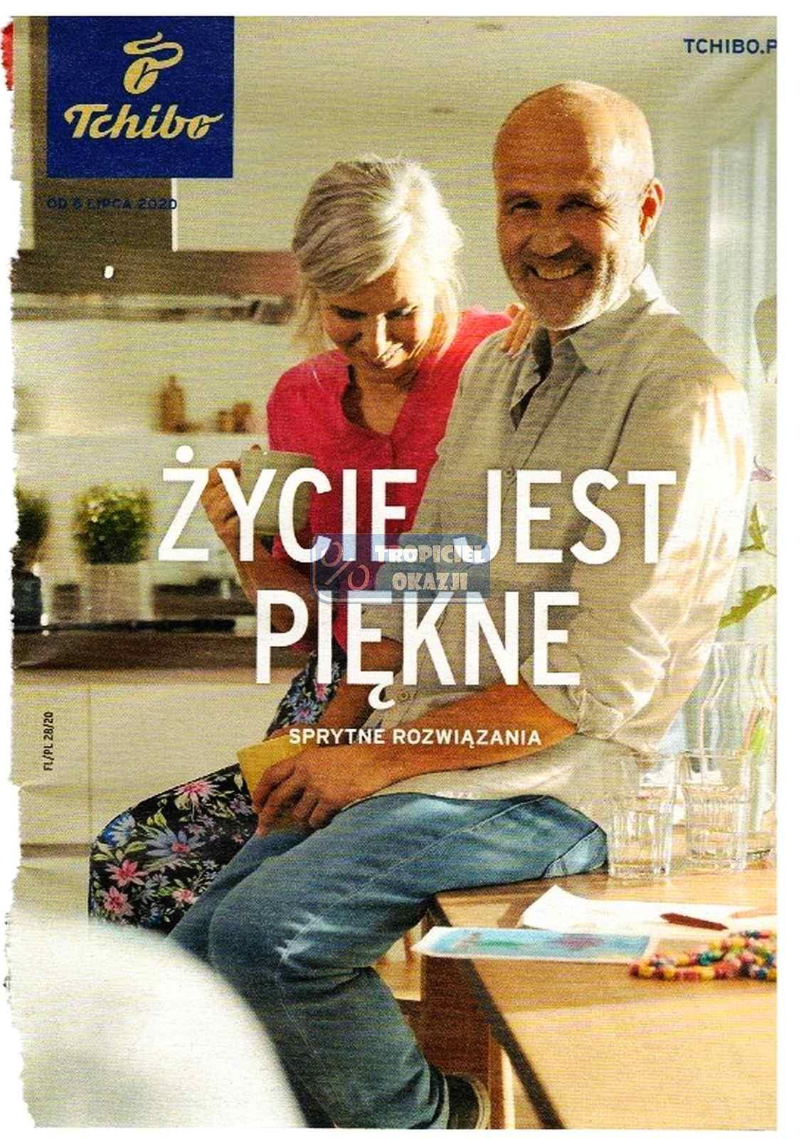 Gazetka promocyjna Tchibo do 05/08/2020 str.1