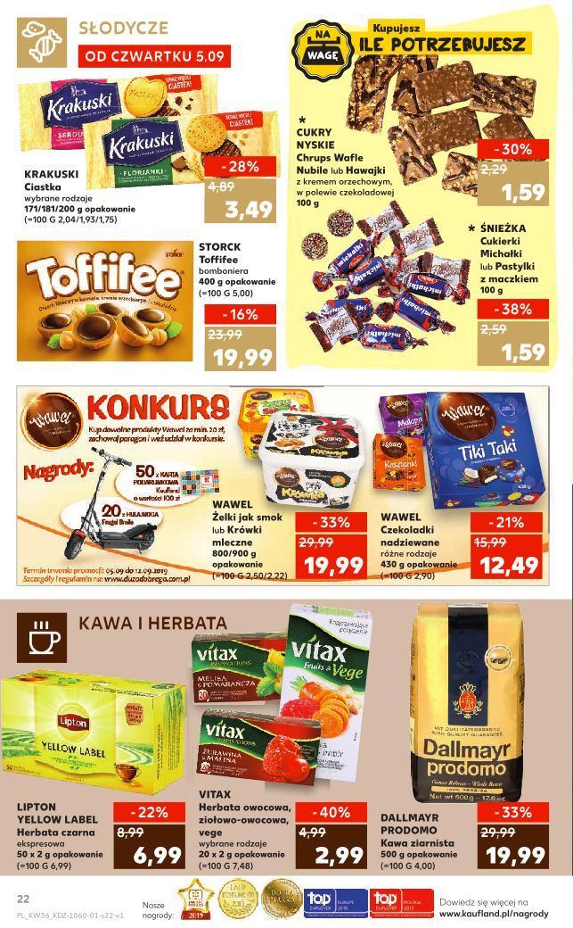 Gazetka promocyjna Kaufland do 11/09/2019 str.21