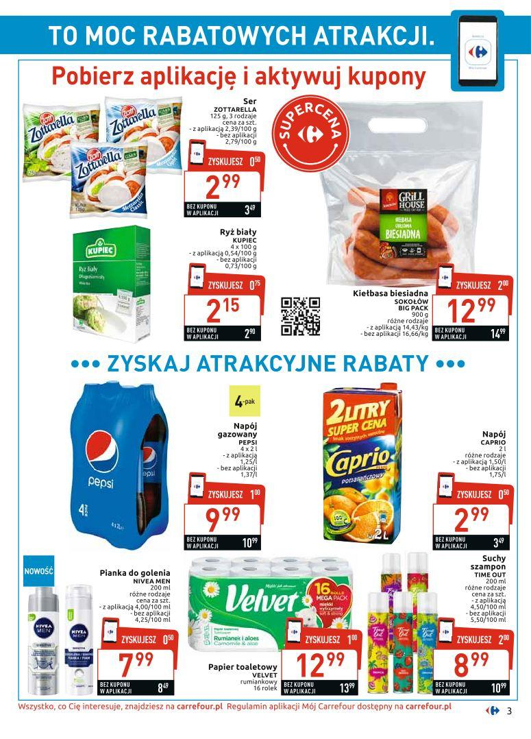 Gazetka promocyjna Carrefour do 06/07/2019 str.3
