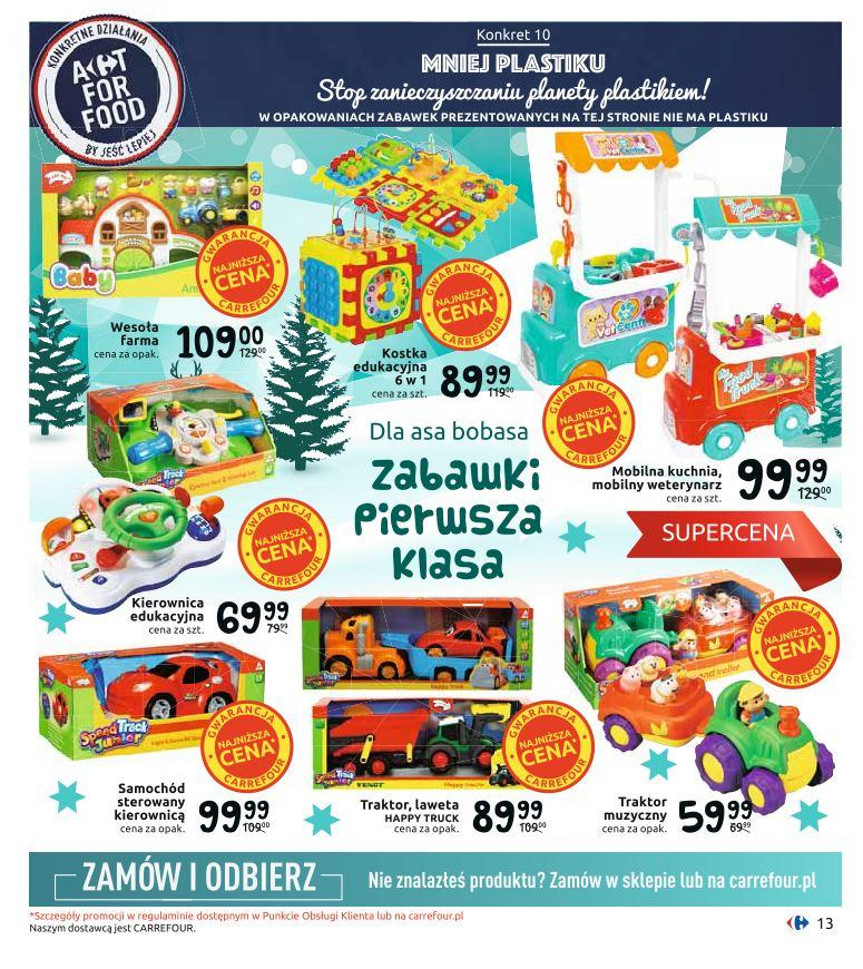 Gazetka promocyjna Carrefour do 24/12/2019 str.13