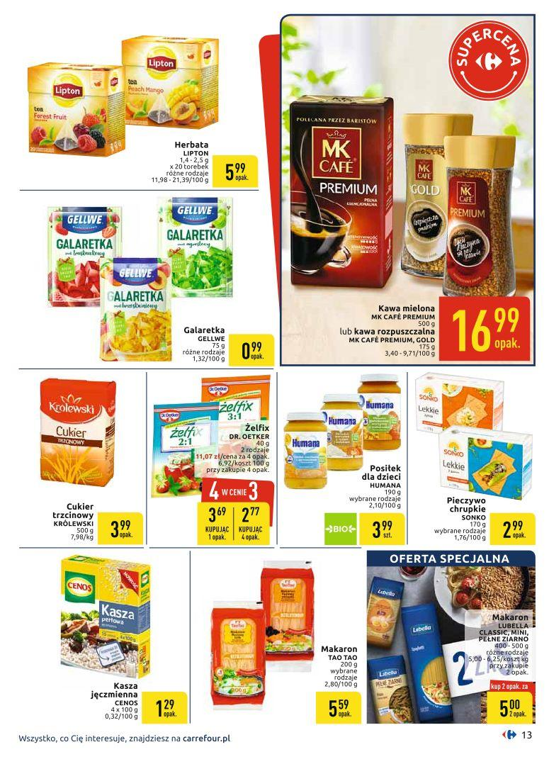 Gazetka promocyjna Carrefour do 06/07/2019 str.13