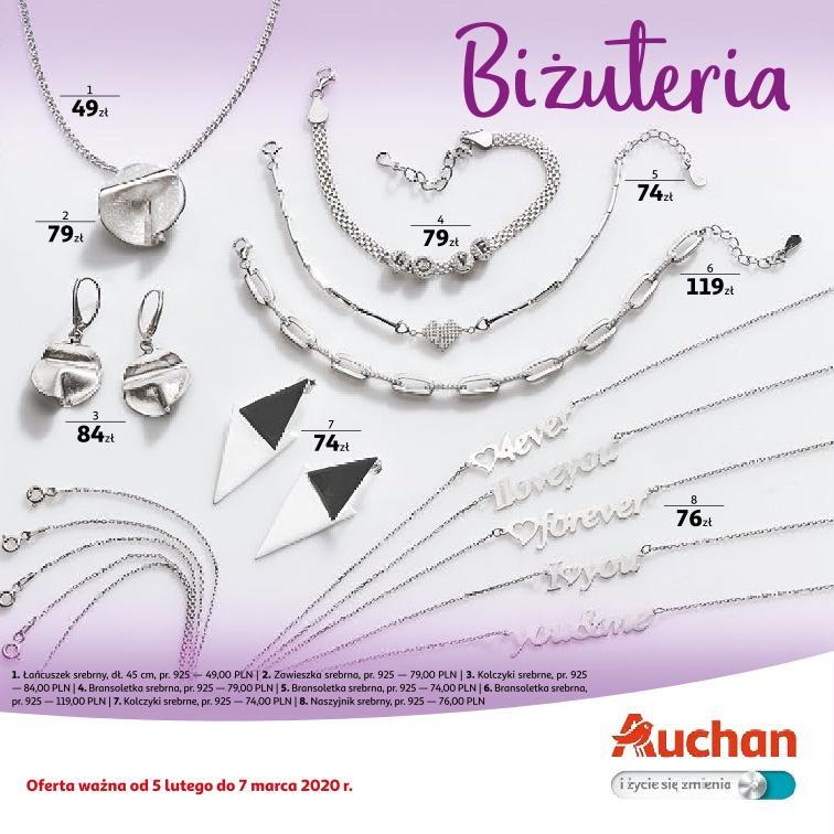 Gazetka promocyjna Auchan do 07/03/2020 str.1