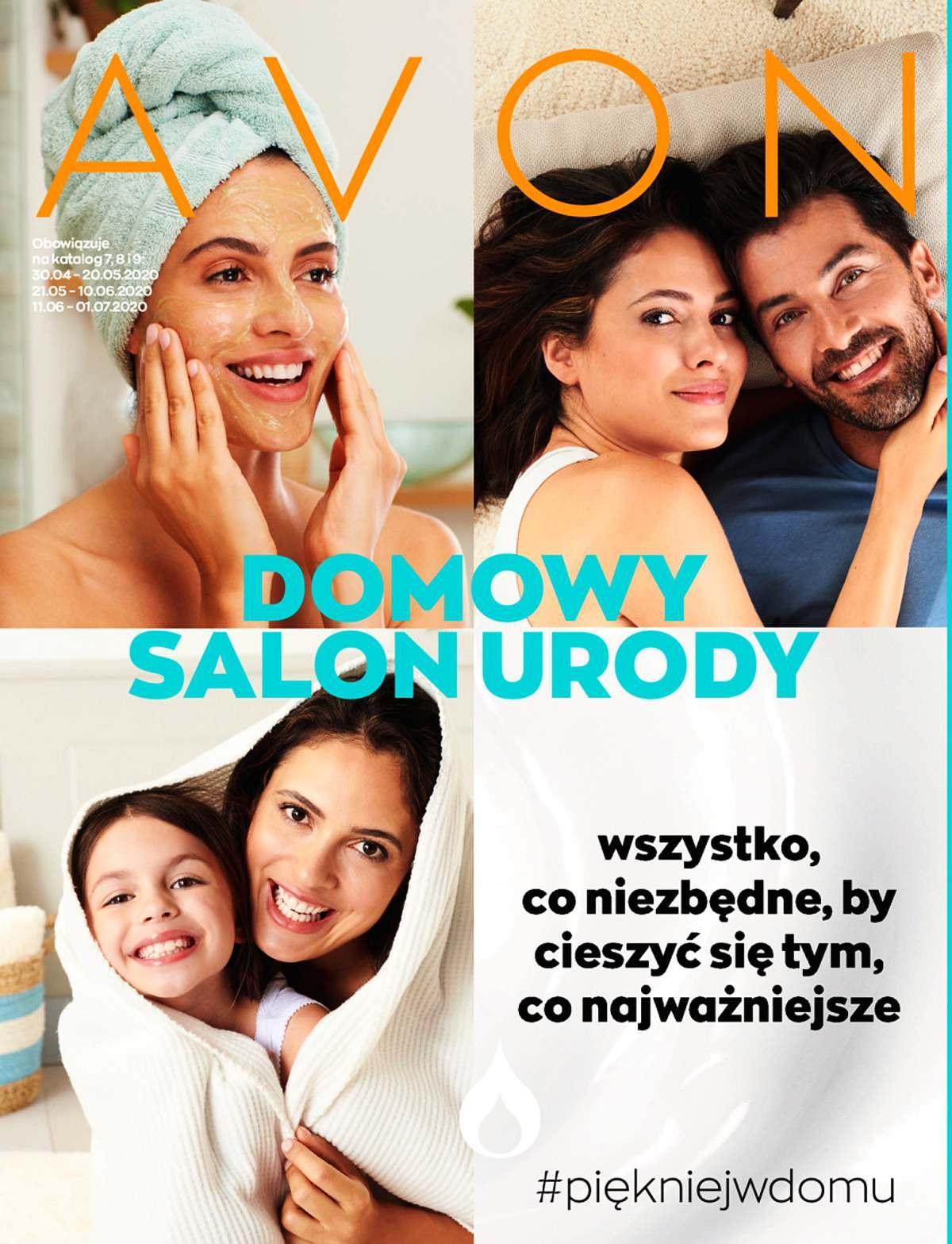 Gazetka promocyjna Avon do 01/07/2020 str.1