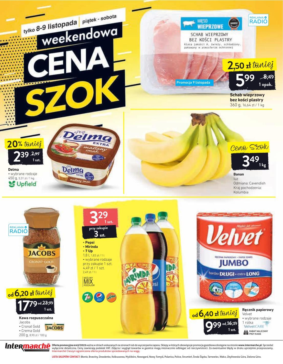 Gazetka promocyjna Intermarche do 09/11/2019 str.35