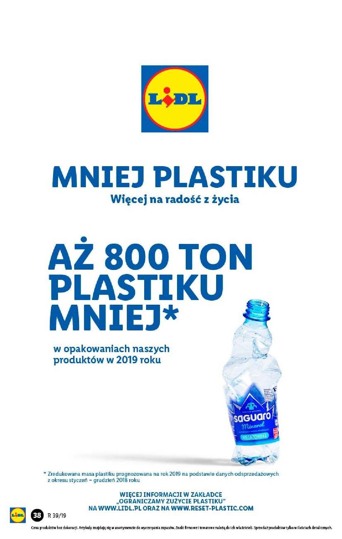 Gazetka promocyjna Lidl do 29/09/2019 str.37