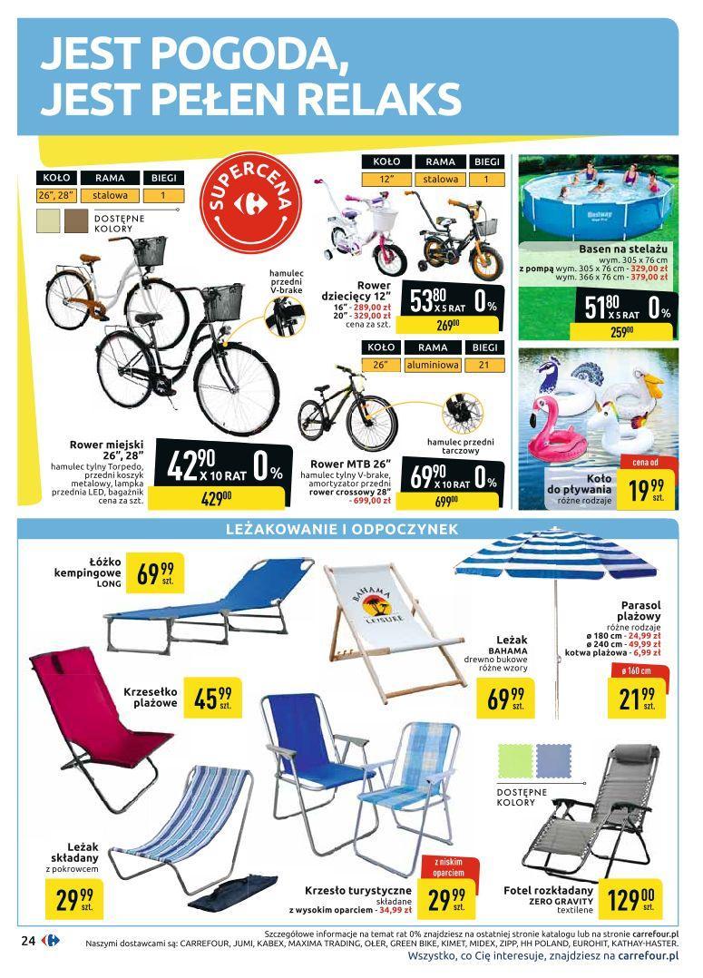 Gazetka promocyjna Carrefour do 06/07/2019 str.24