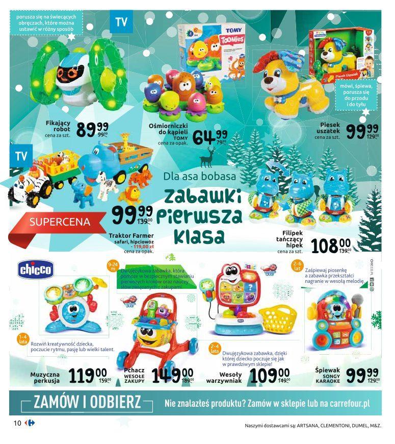 Gazetka promocyjna Carrefour do 24/12/2019 str.10