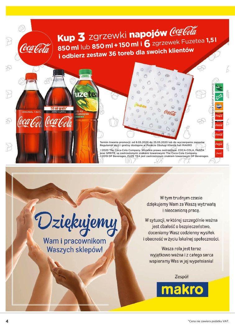 Gazetka promocyjna MAKRO do 25/05/2020 str.4