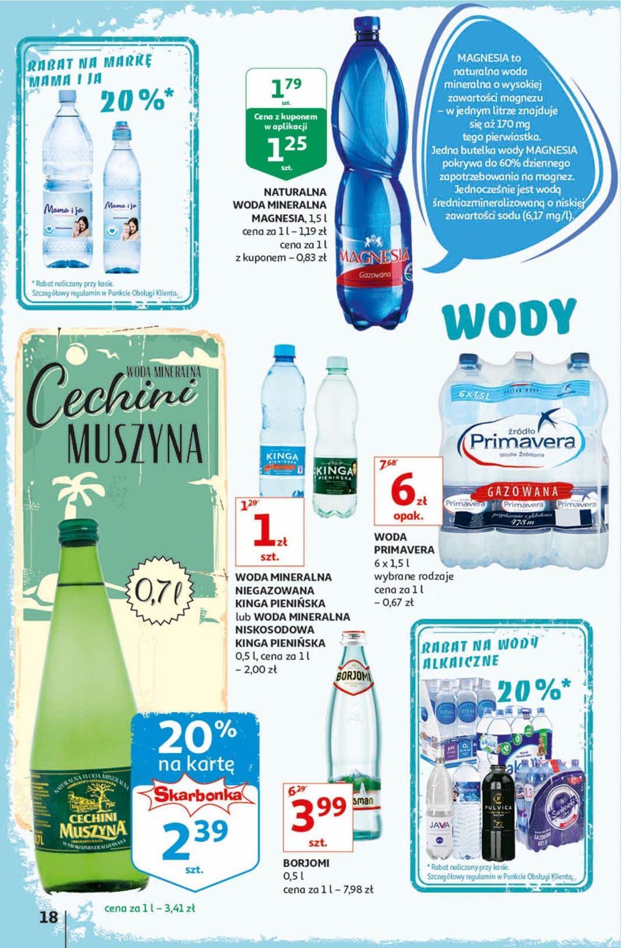 Gazetka promocyjna Auchan do 18/09/2019 str.18