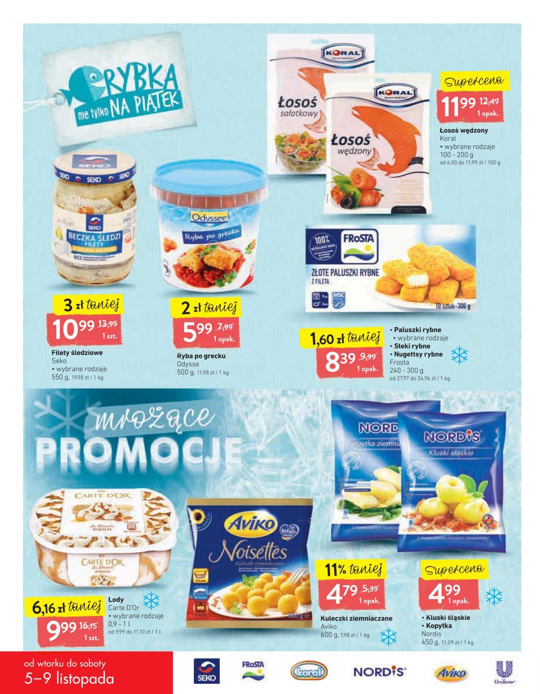 Gazetka promocyjna Intermarche do 09/11/2019 str.17