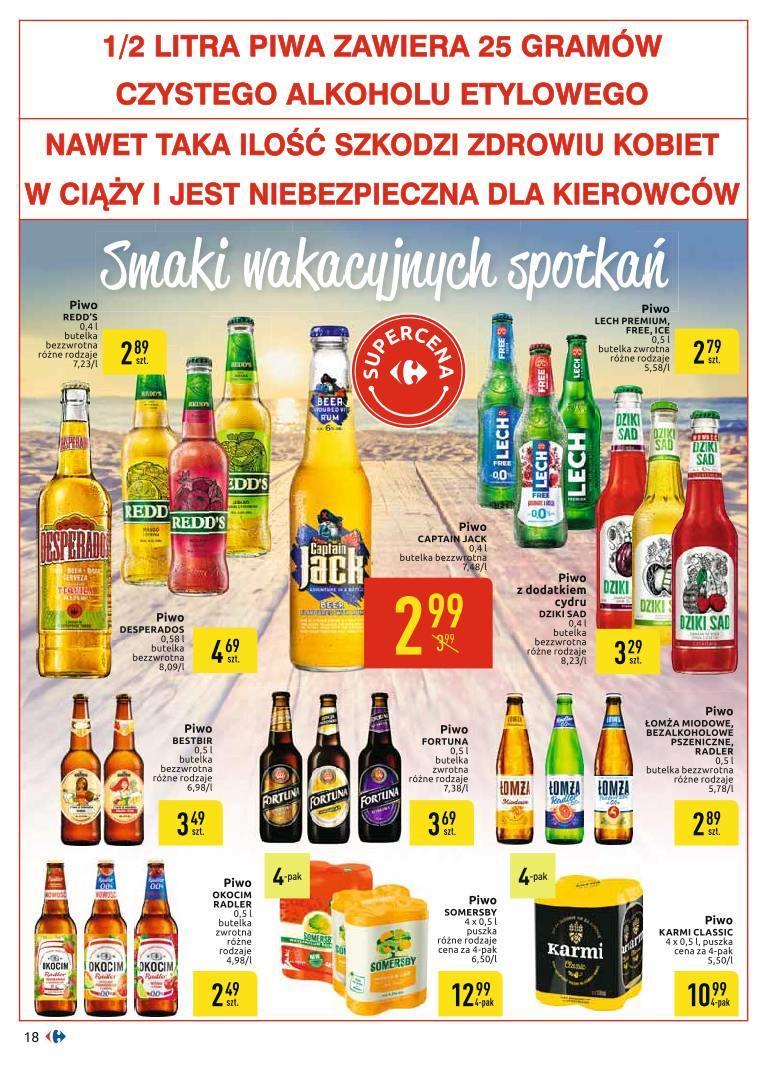 Gazetka promocyjna Carrefour do 06/07/2019 str.18
