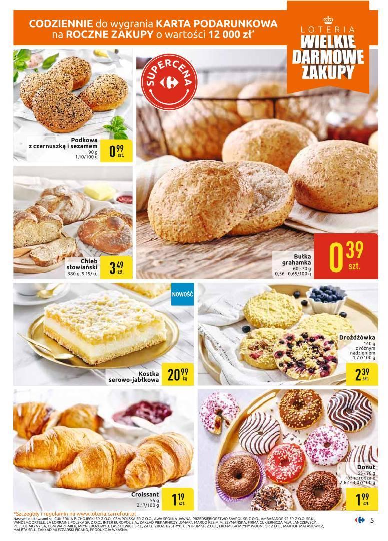 Gazetka promocyjna Carrefour do 19/10/2019 str.5