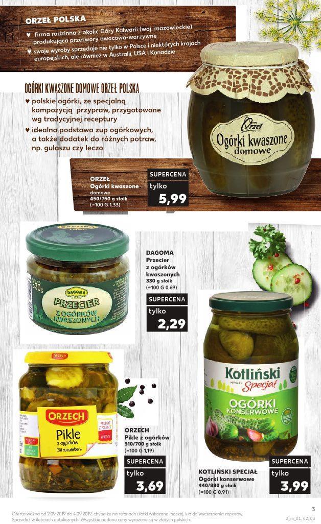 Gazetka promocyjna Kaufland do 04/09/2019 str.2