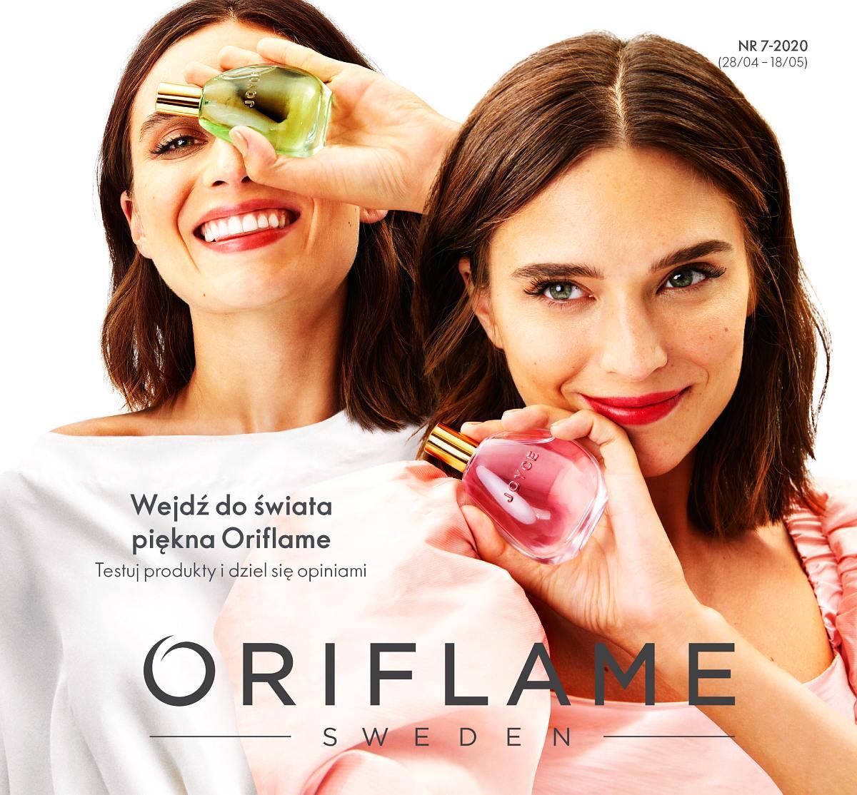 Gazetka promocyjna Oriflame do 16/05/2020 str.1