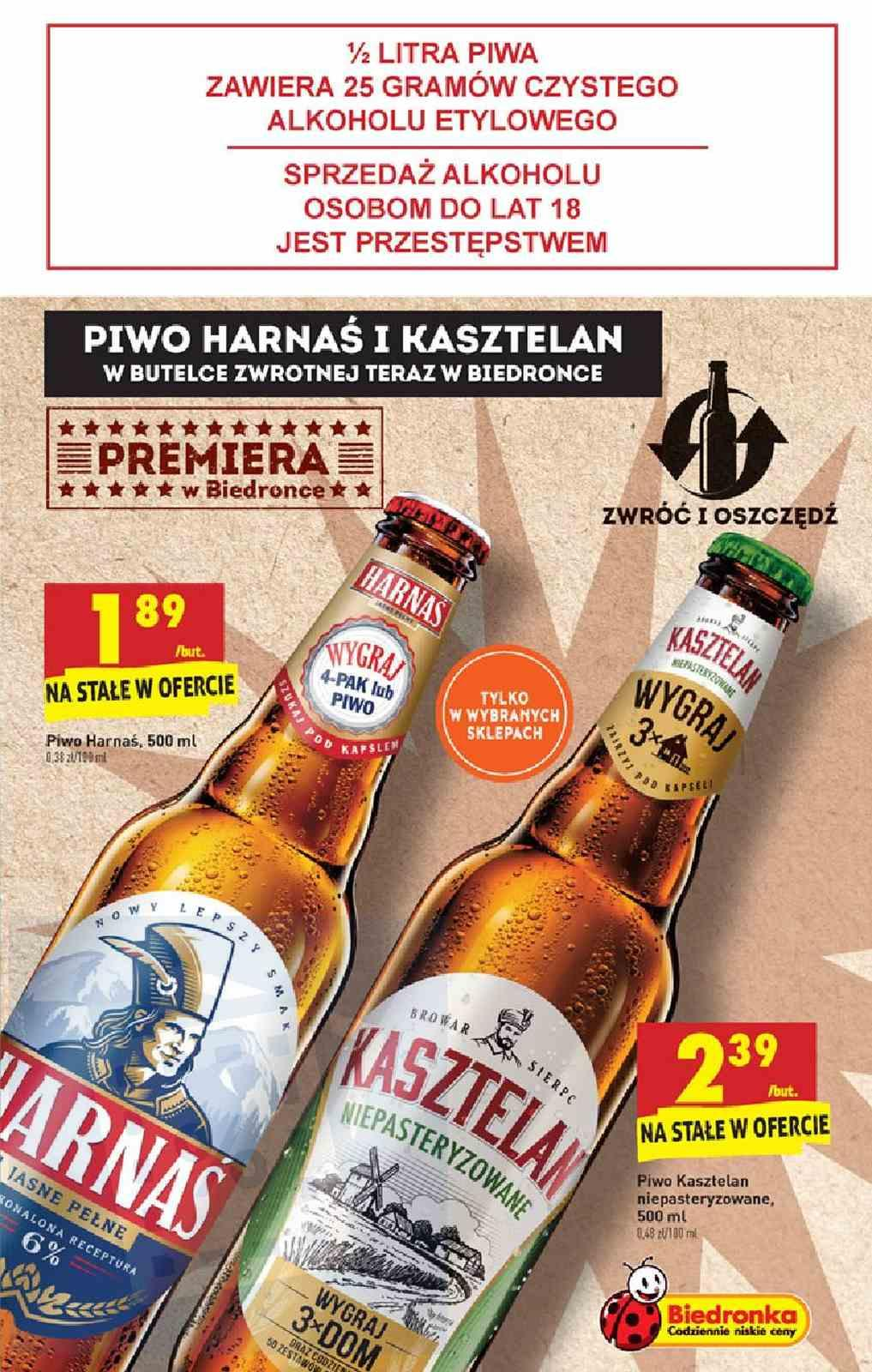 Gazetka promocyjna Biedronka do 31/08/2019 str.46