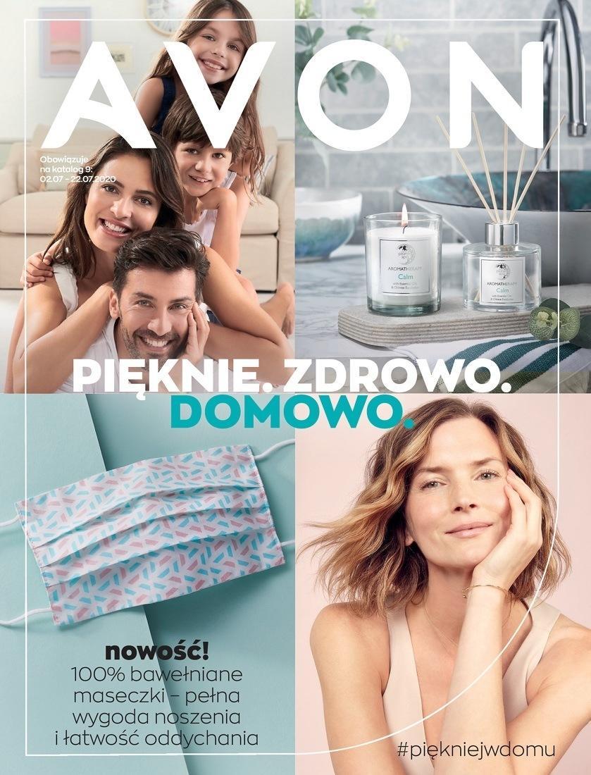 Gazetka promocyjna Avon do 22/07/2020 str.1