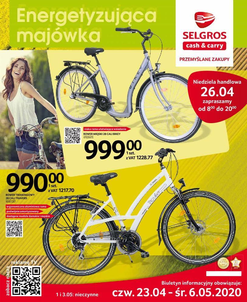 Gazetka promocyjna Selgros do 06/05/2020 str.0