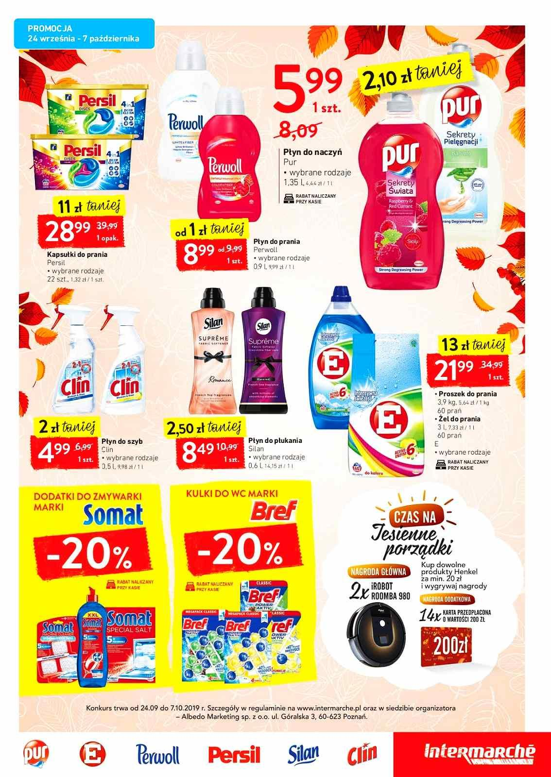 Gazetka promocyjna Intermarche do 30/09/2019 str.22