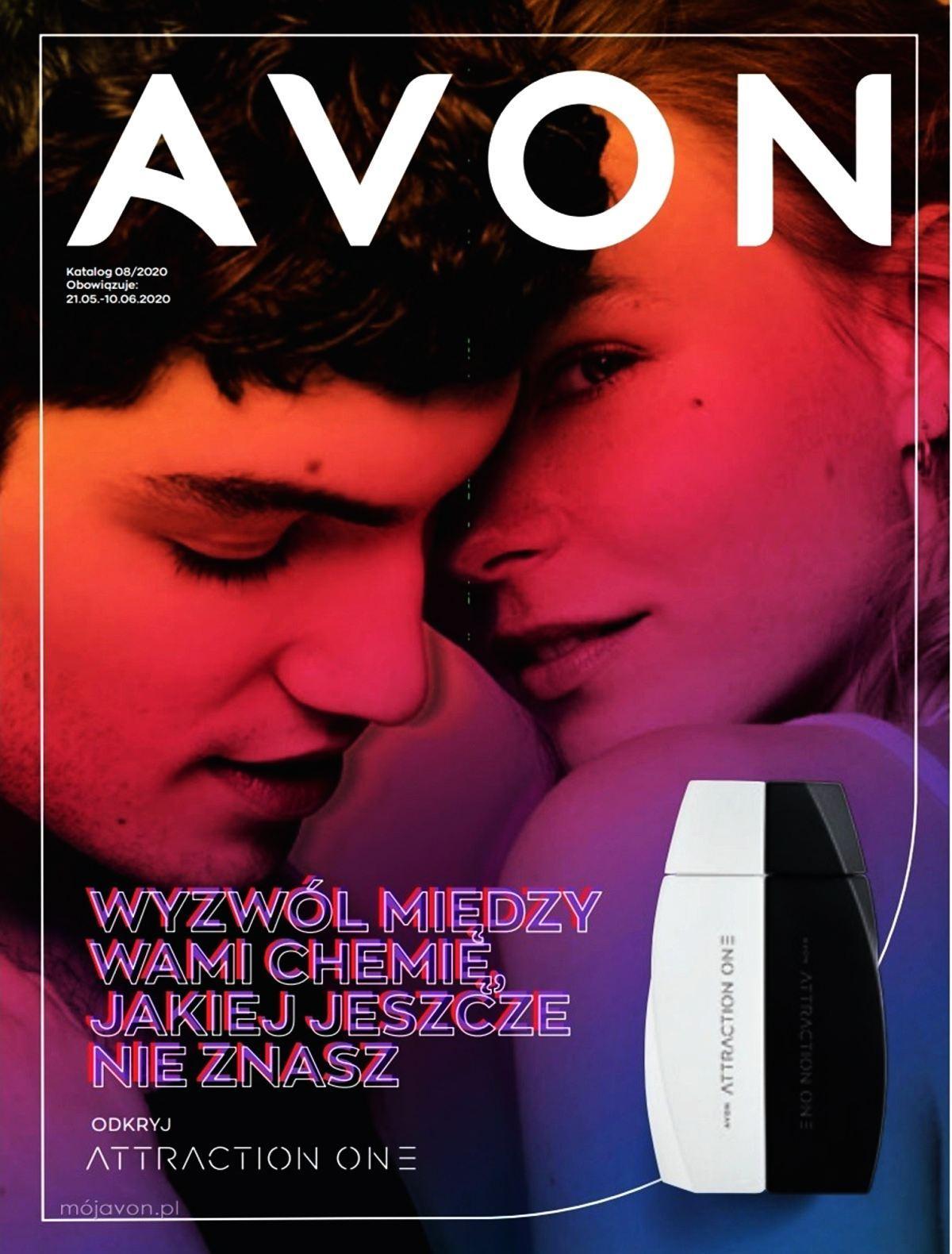 Gazetka promocyjna Avon do 10/06/2020 str.1