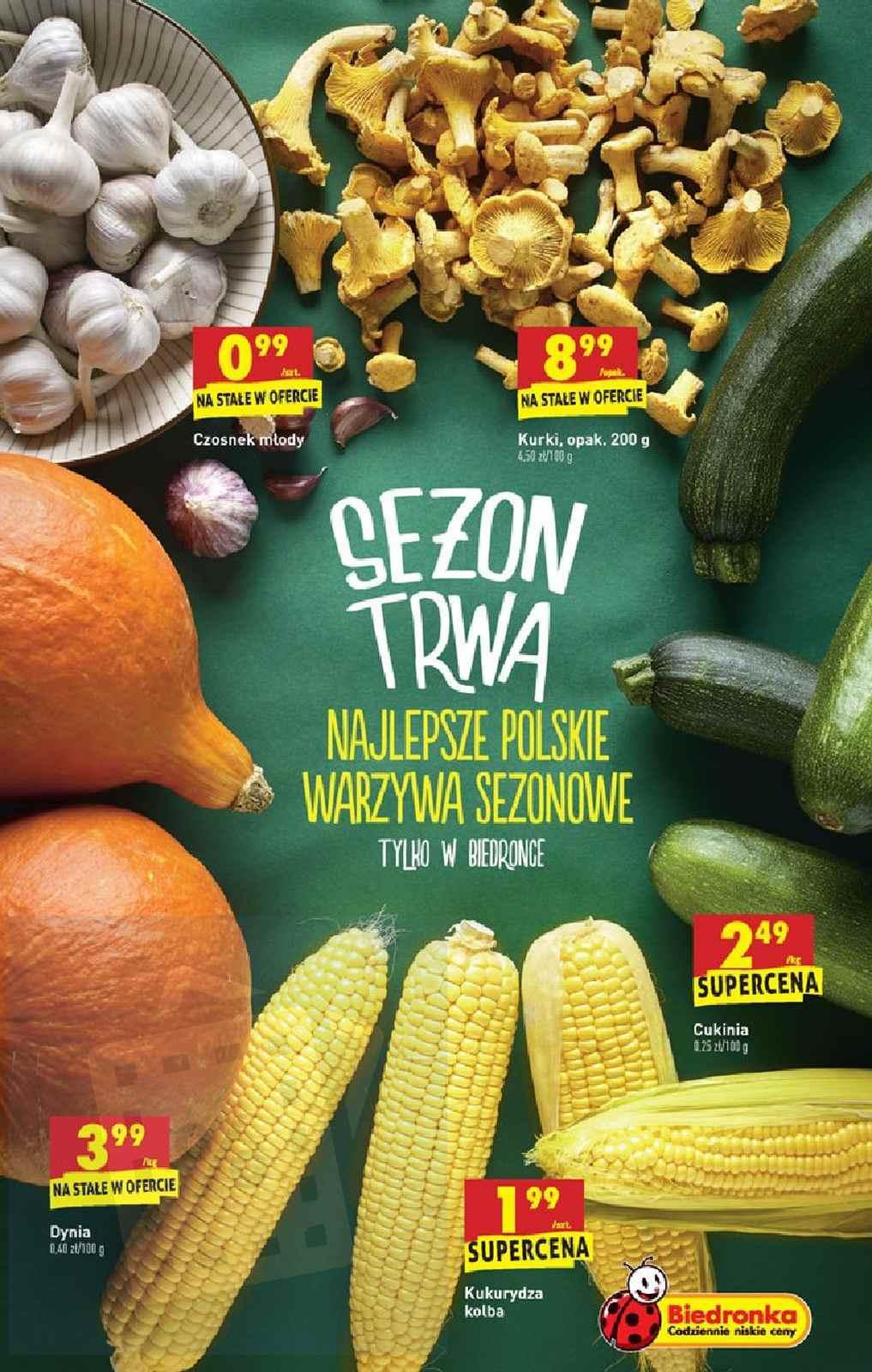 Gazetka promocyjna Biedronka do 31/08/2019 str.13