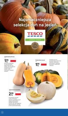 Gazetka Tesco
