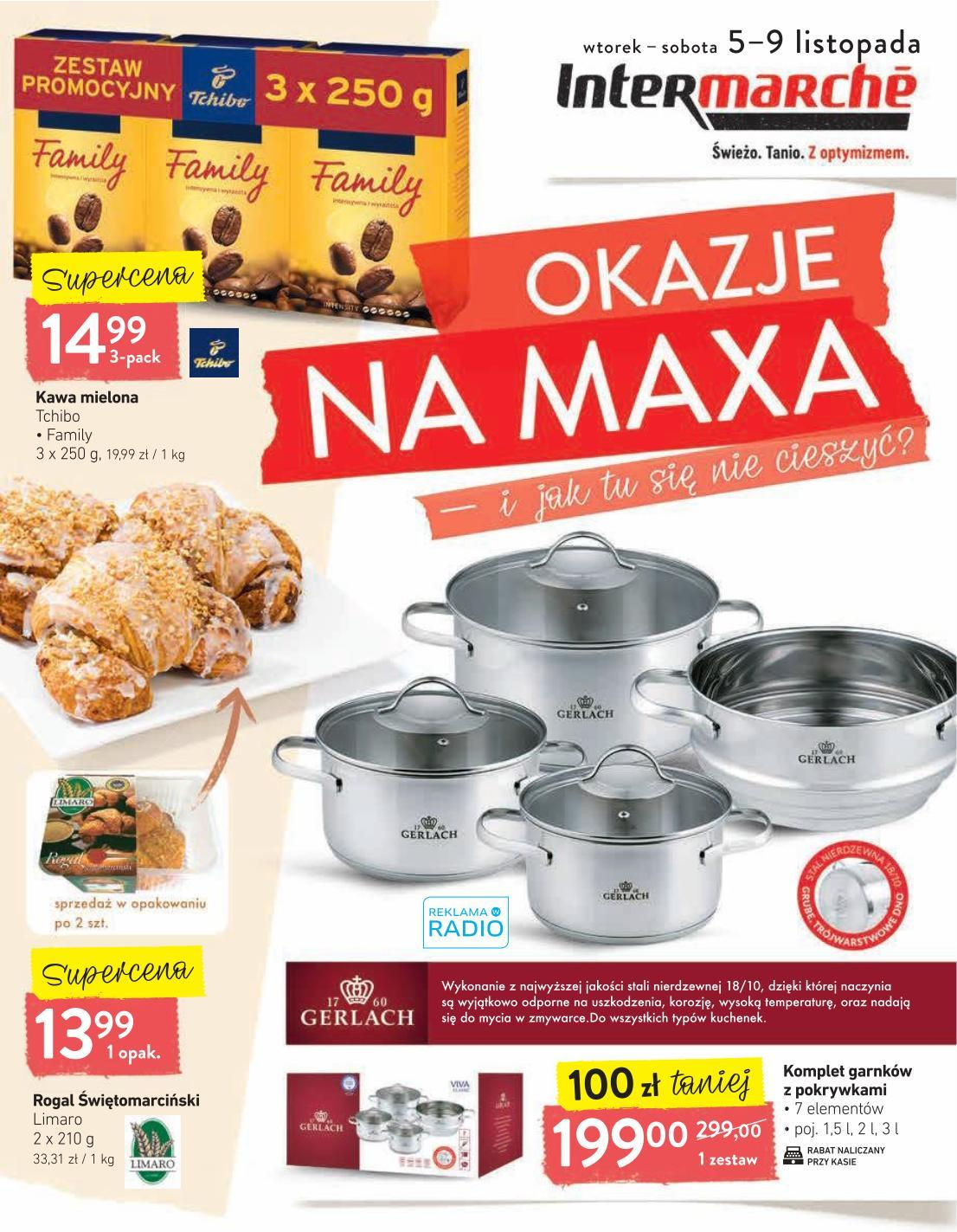 Gazetka promocyjna Intermarche do 09/11/2019 str.0