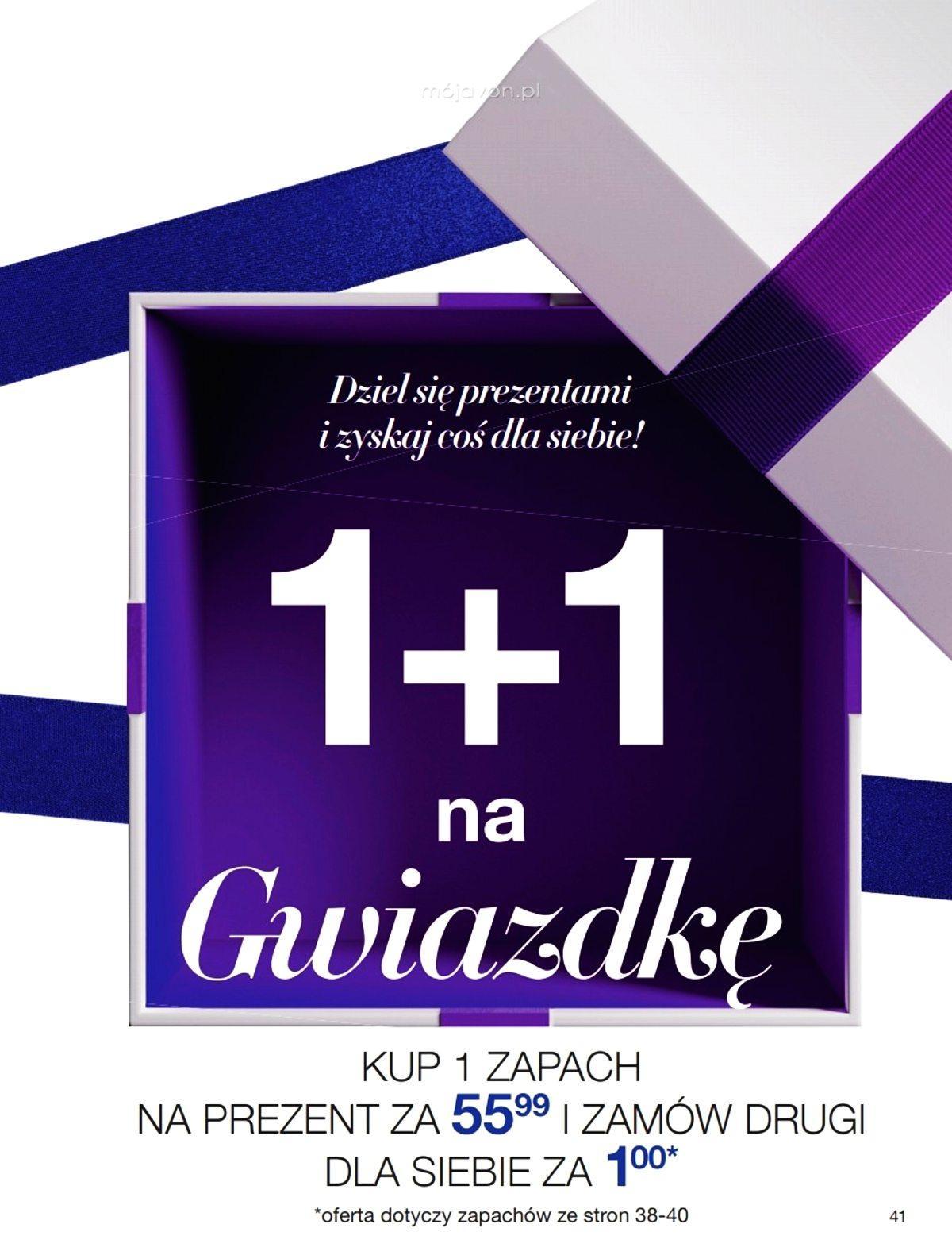 Gazetka promocyjna Avon do 26/12/2019 str.41