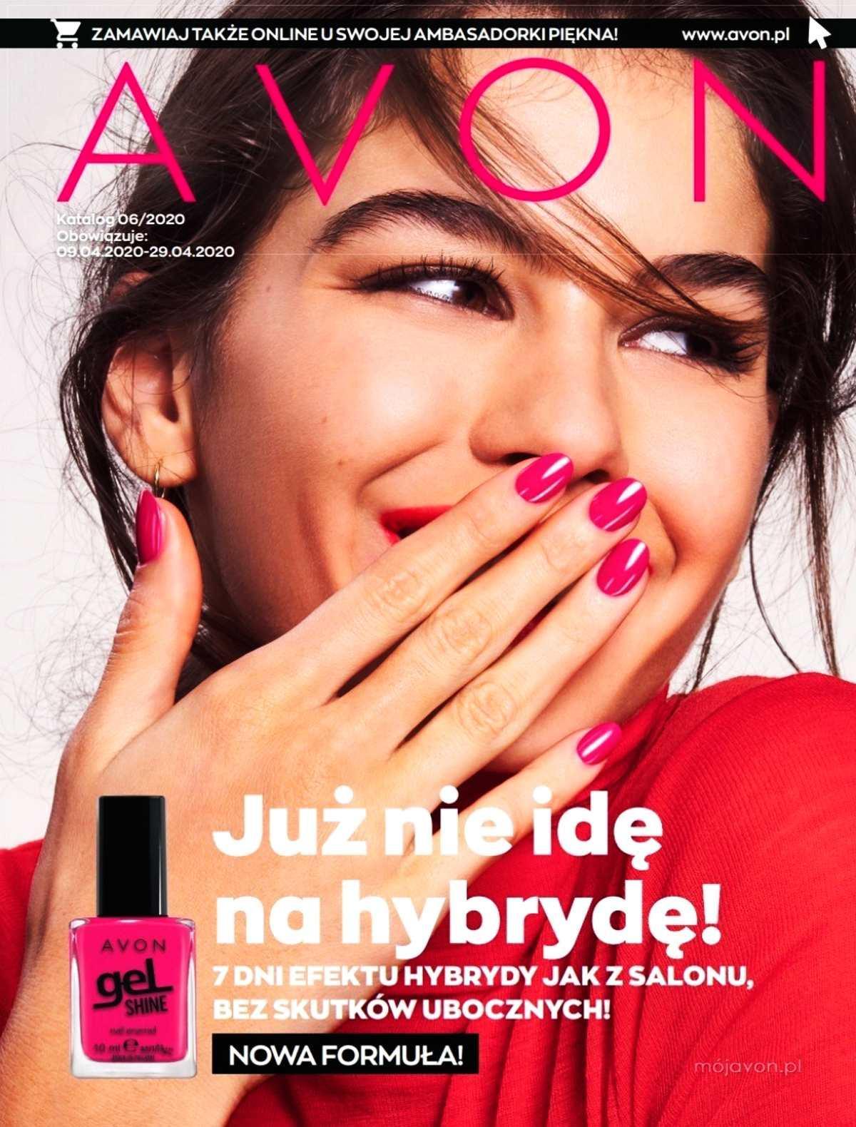 Gazetka promocyjna Avon do 29/04/2020 str.1