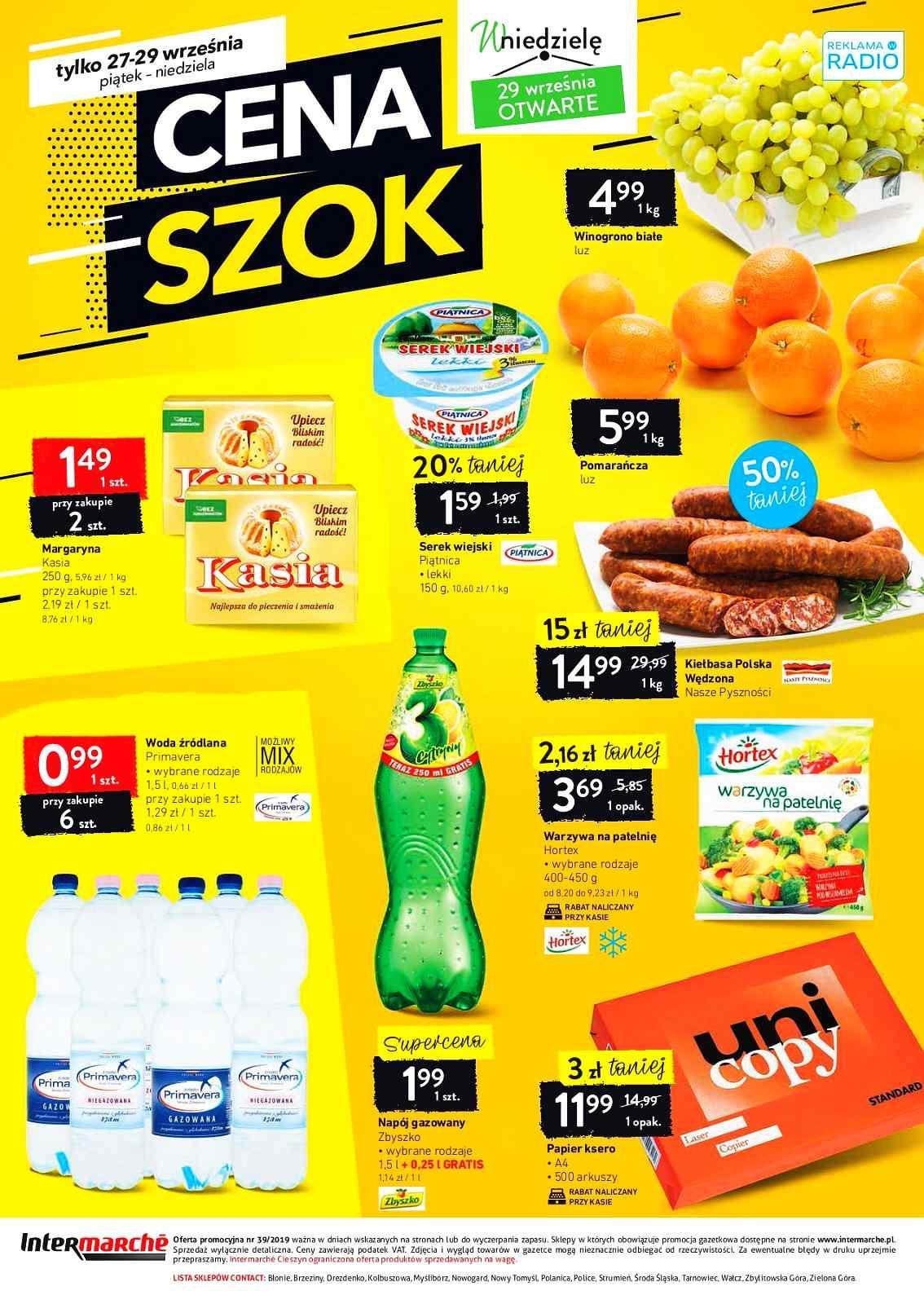 Gazetka promocyjna Intermarche do 30/09/2019 str.27