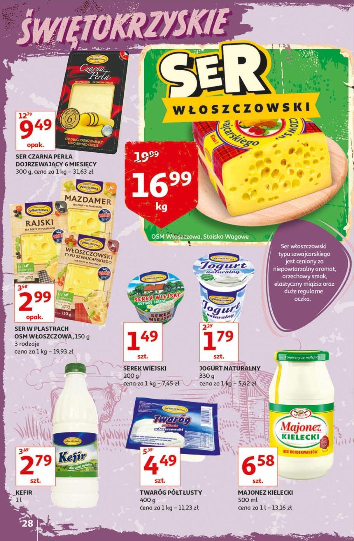 Gazetka promocyjna Auchan do 18/09/2019 str.28