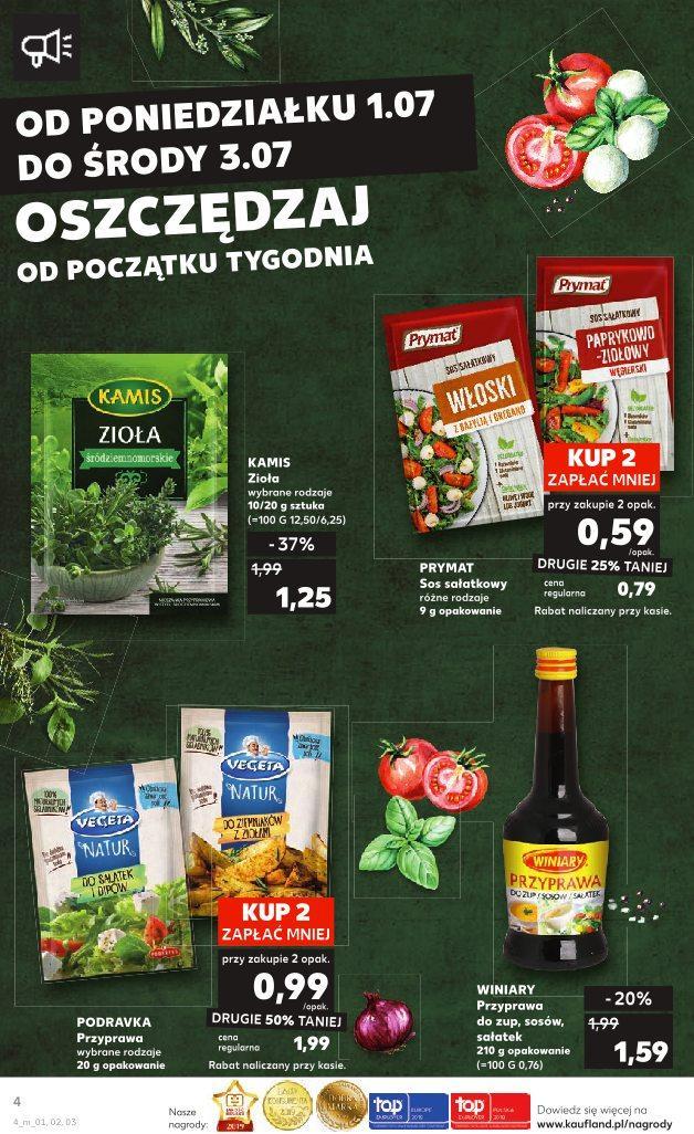 Gazetka promocyjna Kaufland do 03/07/2019 str.3
