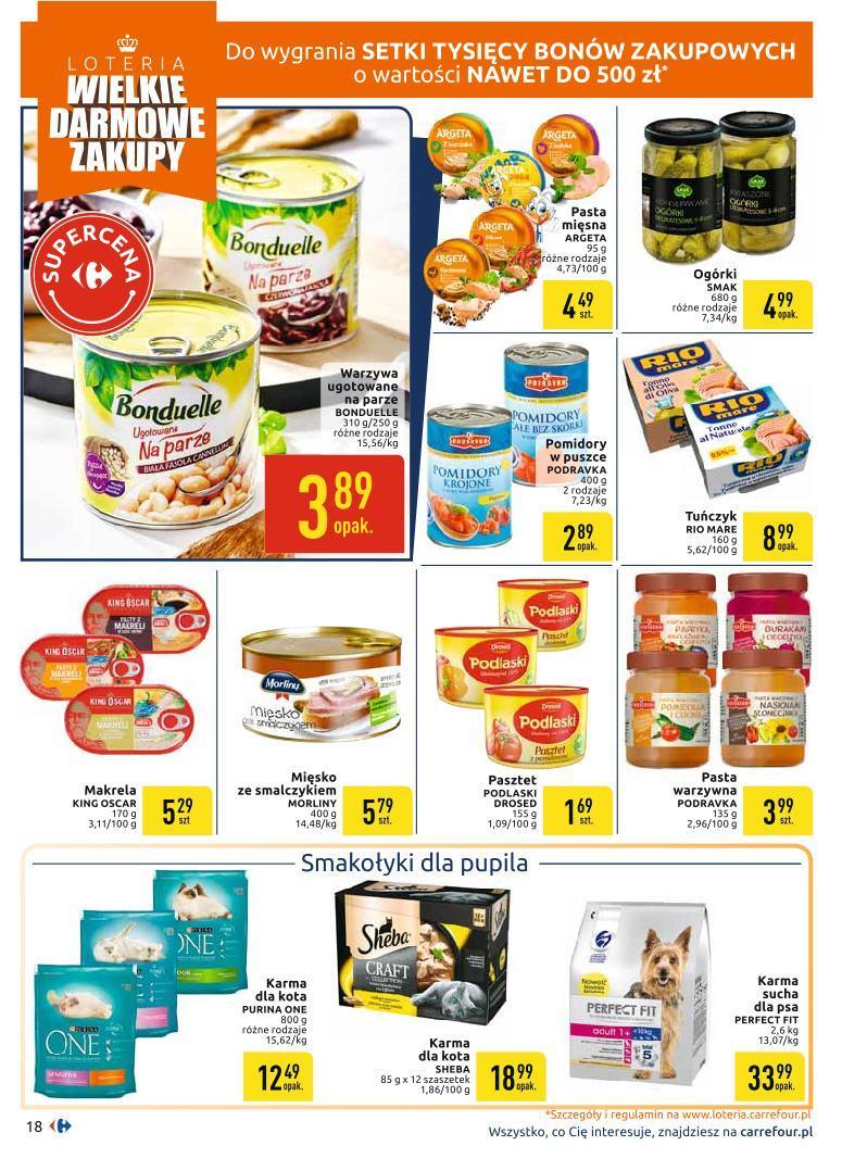 Gazetka promocyjna Carrefour do 19/10/2019 str.18
