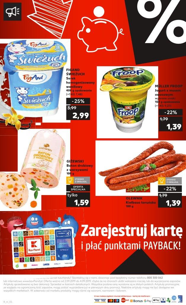 Gazetka promocyjna Kaufland do 04/09/2019 str.7