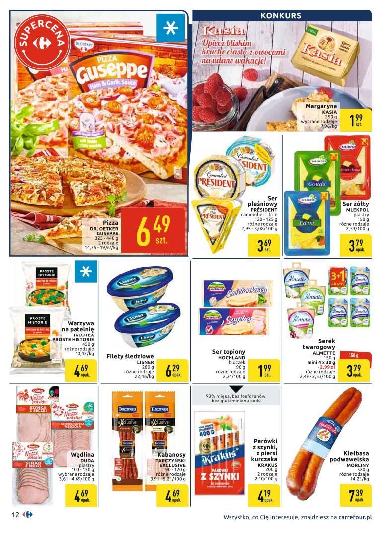 Gazetka promocyjna Carrefour do 06/07/2019 str.12